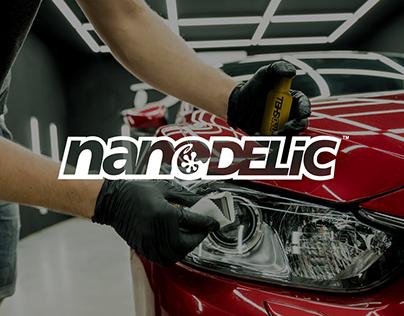 Nanodelic - Brand Identity Design and Brand Strategy