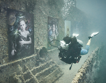 Plastic Ocean underwater gallery