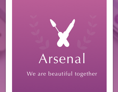 Arsenal App Design