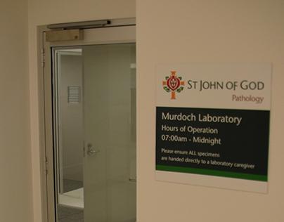 St John of God - Pathology Laboratory
