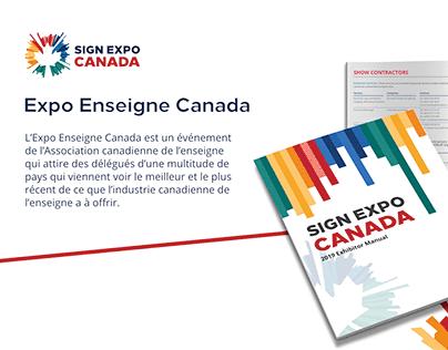 Sign Expo Canada