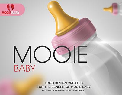 MOOI BABY - LOGO