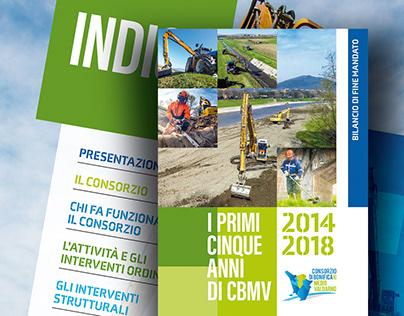 Consorzio di Bonifica 3 Medio Valdarno. 2014-2018