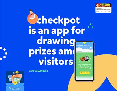 Checkpot app