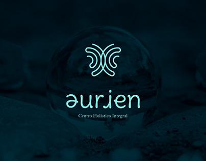 Rediseño de Identidad Visual - Aurien