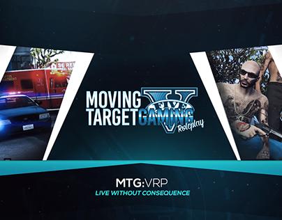 MTG:VRP banner design