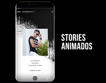 STORIES ANIMADO