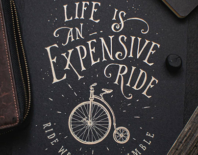 Life Is An Expensive Ride