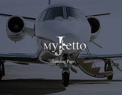 MyJetto (Prototipo Landing Page)