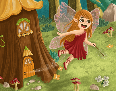Forest Guardian Fairy.
