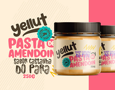 Yellut - Pasta de amendoim
