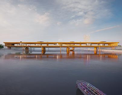 Almaidan bridge, Cairo