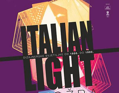 ITALIAN LIGHT PROJECT 2019/2020