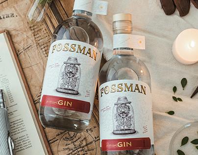 Fossman Botanical Gin