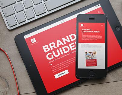 AllianceFrançaise - Brand Guidelines