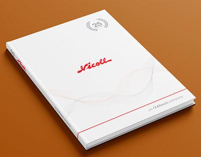 Libro Memorias Nicoll Perú
