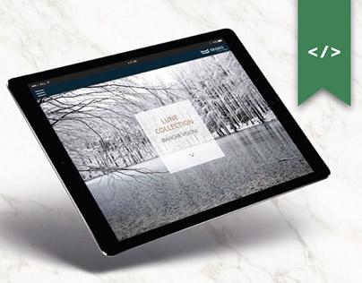 Dedalo Stone - Responsive Web Design