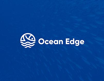 Ocean Edge Logo Design & Branding