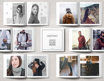 SANTONIO - Clothing Collections