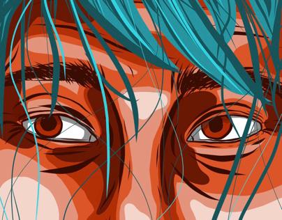 Gamas en rostro