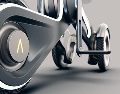 MAVEN Urban E-Trike