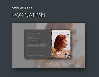 Daily UI #3 Pagination