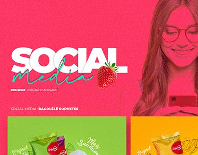 Social Media | Bagolêlê Sorvetes