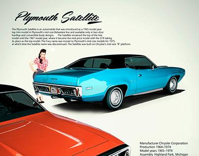 Plymouth Satellite