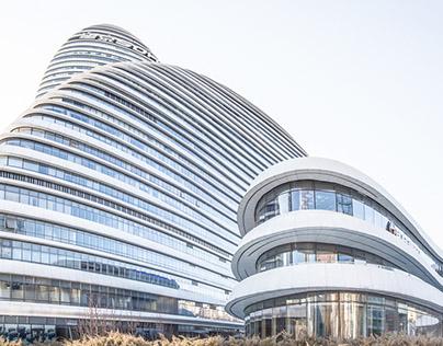 Wangjing Soho, Beijing.