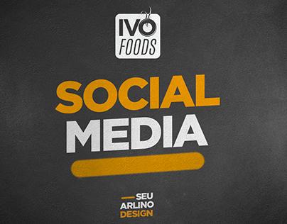 Social Media - Ivo Food's