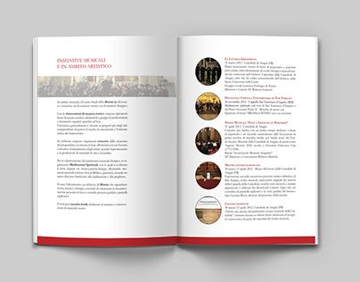 Brochure A4 – Centro Studi LR Edizioni