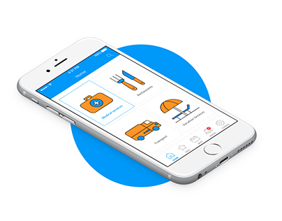 Services iOS Application