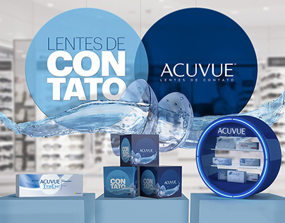 ACUVUE Brand Contact Lenses - POS