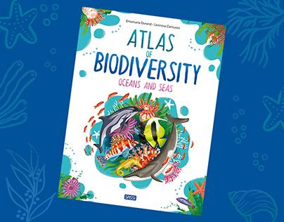 Atlas of biodiversity: oceans and seas