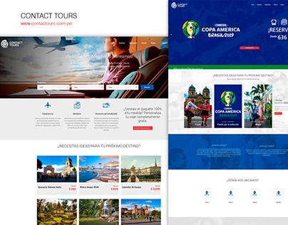 Contact Tours