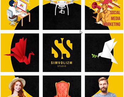 Дизайн для SMM