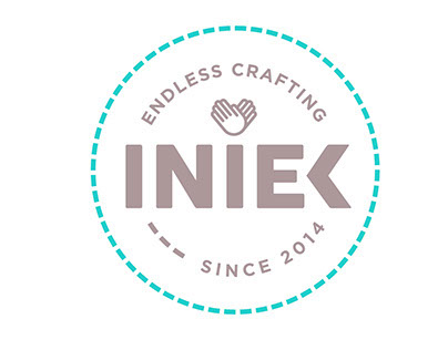 Iniek Logo Options