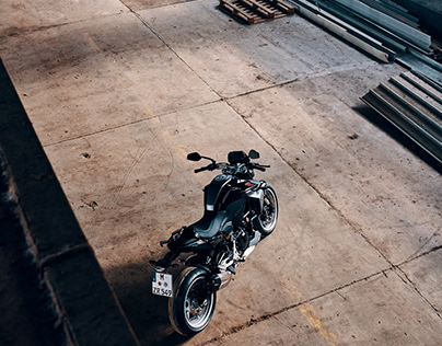 Outtakes from my last BMW F 900 R Campaign