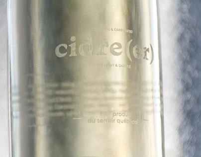 Cidre (er)