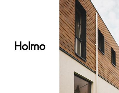 Holmo Brand Identity