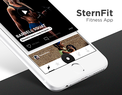 SternFit: Fitness App | iOS