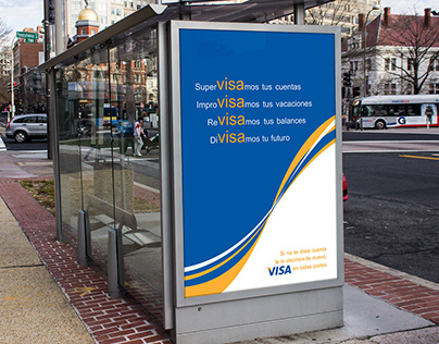 Visa en todas partes - Copywriting/Content Creation