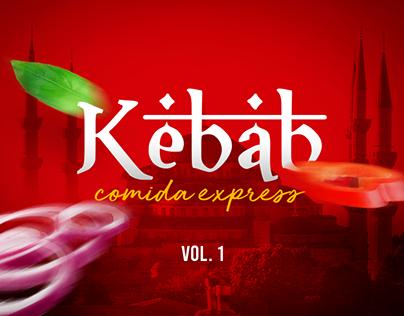 Kebab Comida express - Vol. 1
