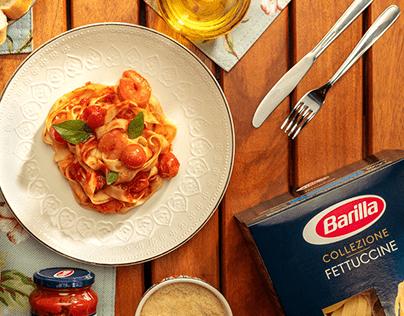 Barilla, la pasta italiana