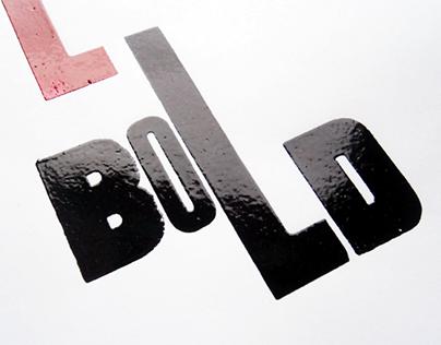 Letterpress Workshop @ Budapest Design Week 2015