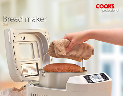 Cooks Professional Bread Maker Example Spreads