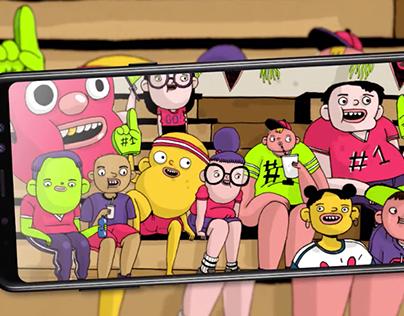 MTV_SAMSUNG_ANNUAL CAMPAIGN