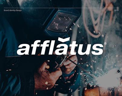 Afflatus Brand Identity Design