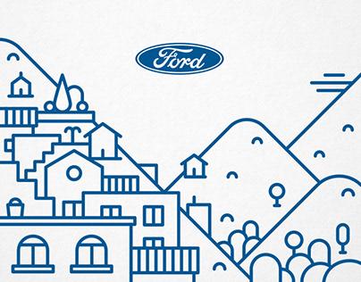 Ford. Descubre tu camino.