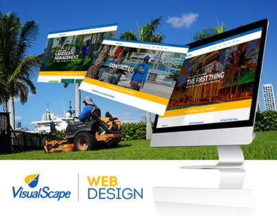 VISUALSCAPE | WEB DESIGN • WEB DEVELOPMENT